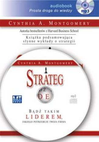 Strateg (audiobook CD)