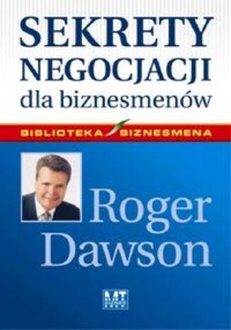 Sekrety negocjacji dla biznesmenów