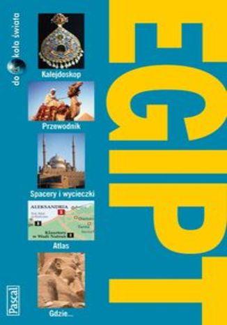 Okładka książki Egipt. Przewodnik Pascal dookoła świata
