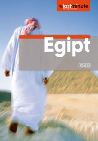 Okładka książki Egipt. Przewodnik Pascal Last Minute