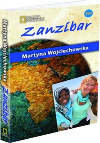 Okładka książki Zanzibar Kobieta na krańcu świata