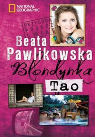 Okładka książki/ebooka Blondynka tao