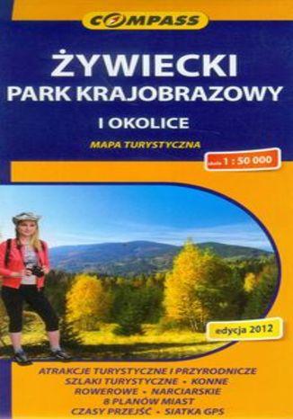 Żywiecki Park Krajobrazowy i okolice. Mapa turystyczna Compass 1:50 000