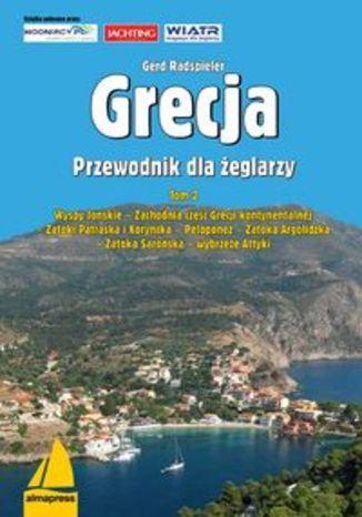 Grecja Przewodnik dla żeglarzy