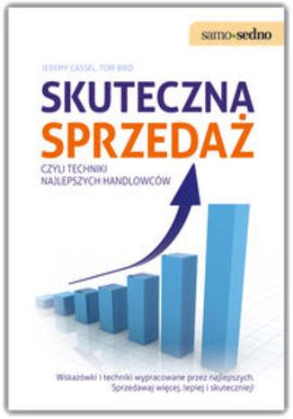 Okładka książki/ebooka Samo Sedno Skuteczna sprzedaż