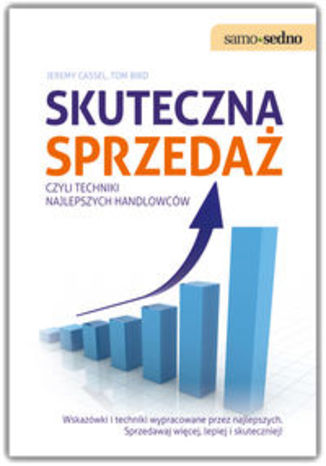 Okładka książki Samo Sedno Skuteczna sprzedaż