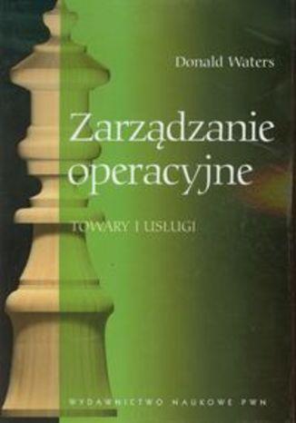 Okładka książki/ebooka Zarządzanie operacyjne
