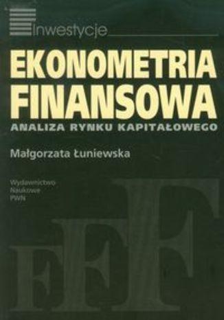 Okładka książki/ebooka Ekonometria finansowa