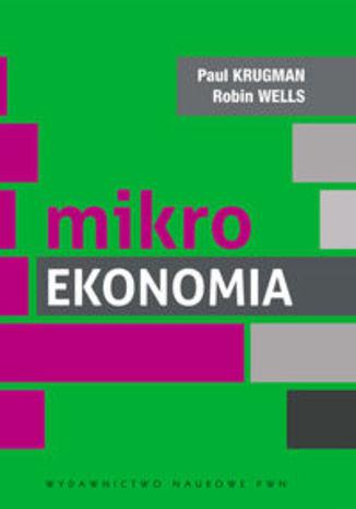 Okładka książki/ebooka Mikroekonomia