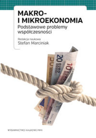 Okładka książki Makro i mikroekonomia
