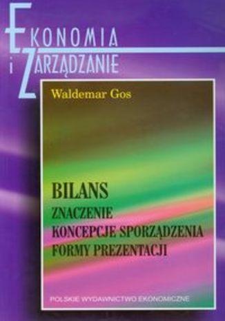 Okładka książki Bilans