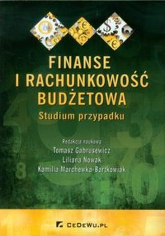 Finanse i rachunkowość budżetowa