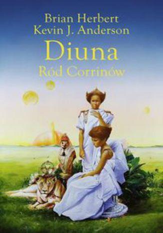 Okładka książki/ebooka Diuna Ród Corrinów