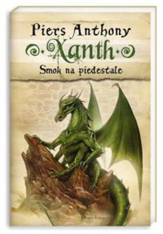 Ebook Xanth 7 Smok na piedestale