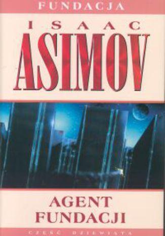 Okładka książki Agent Fundacji
