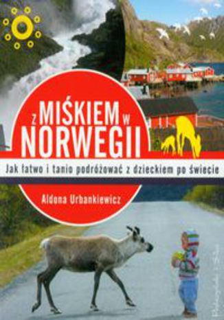 Okładka książki Z Miśkiem w Norwegii