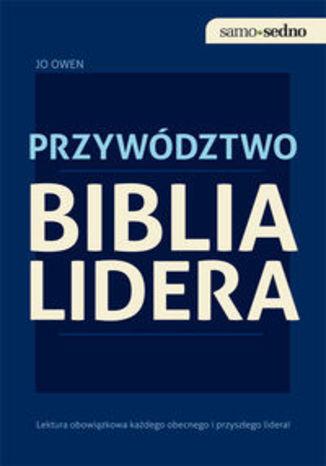 Biblia lidera. Przywództwo