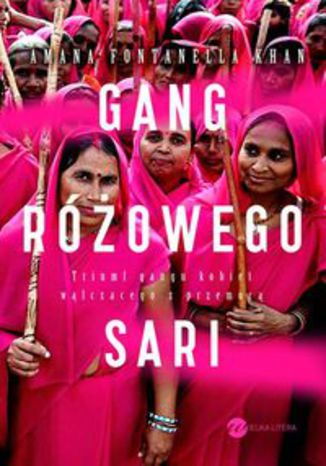 Ebook Gang różowego sari