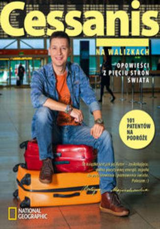 Okładka książki/ebooka Cessanis na walizkach. Opowieści z pięciu stron świata