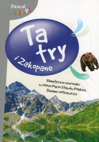 Okładka książki/ebooka Tatry i Zakopane