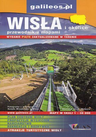 Okładka książki/ebooka Wisła i okolice Przewodnik z mapami