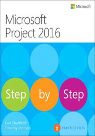 Ebook Microsoft Project 2016 Krok po kroku