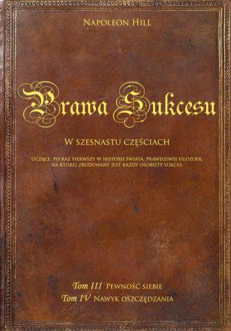 Okładka książki/ebooka Prawa sukcesu. Tom III i Tom IV