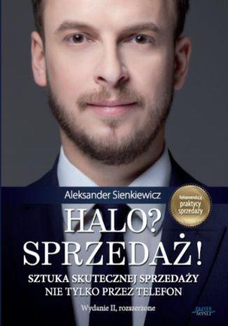 Okładka książki Halo? Sprzedaż!