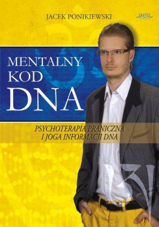 Okładka książki/ebooka Mentalny kod DNA
