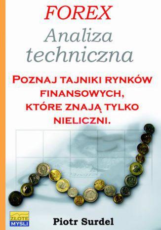 Okładka książki/ebooka Forex 2. Analiza techniczna