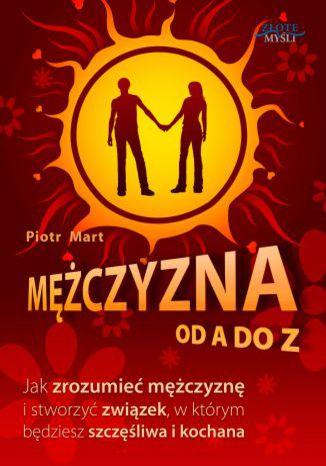 Okładka książki/ebooka Mężczyzna od A do Z
