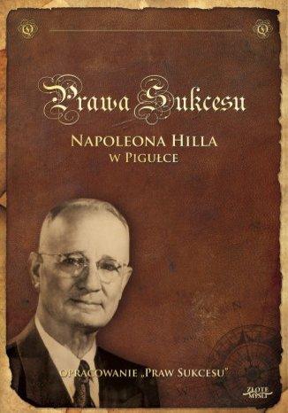 Okładka książki/ebooka Prawa Sukcesu w pigułce