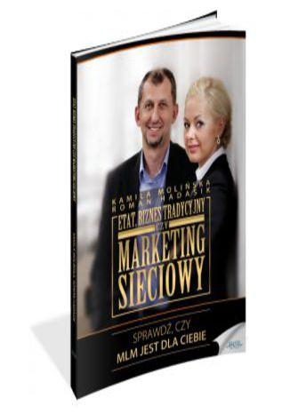 Okładka książki/ebooka Etat, biznes tradycyjny czy marketing sieciowy