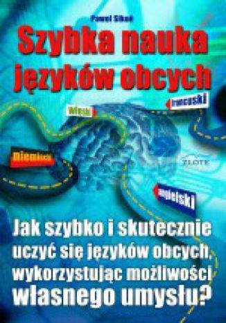 Okładka książki/ebooka Szybka nauka języków obcych