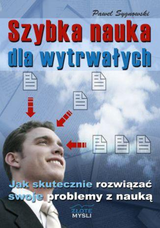 Okładka książki/ebooka Szybka nauka dla wytrwałych
