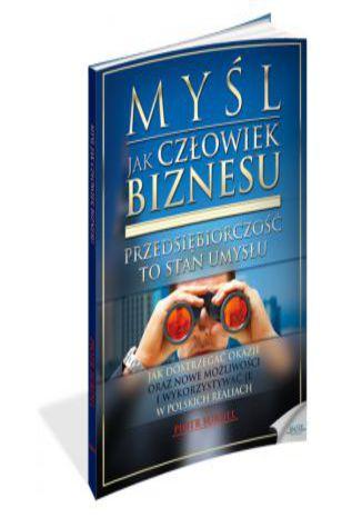 Okładka książki/ebooka Myśl jak człowiek biznesu
