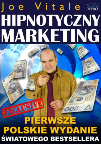 Okładka książki Hipnotyczny Marketing