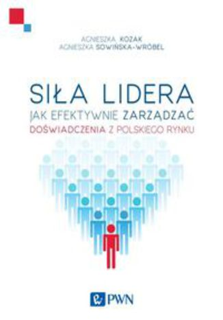 Ebook Siła lidera
