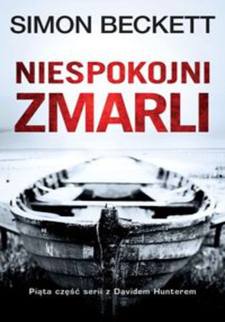 Okładka książki/ebooka Niespokojni zmarli