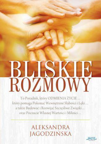 Okładka książki/ebooka Bliskie rozmowy