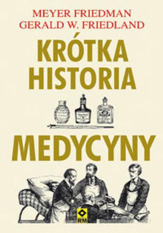 Okładka książki/ebooka Krótka historia medycyny