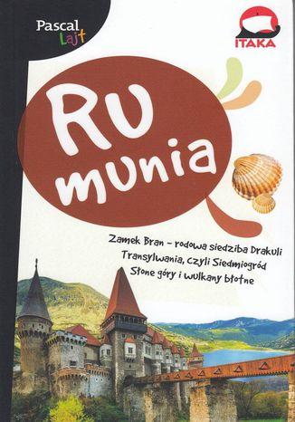 Okładka książki Rumunia