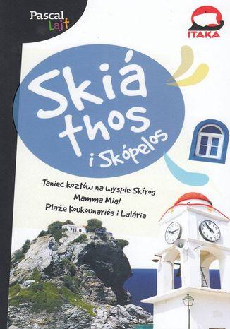 Okładka książki/ebooka Skiatos i Skopelos