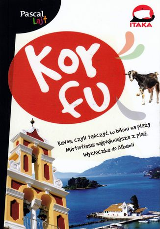 Okładka książki Korfu Pascal Lajt