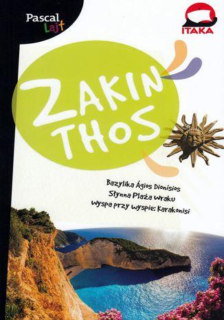 Okładka książki Zakinthos Pascal Lajt