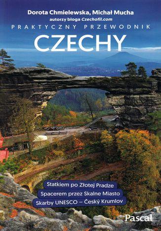 Okładka książki/ebooka Czechy Przewodnik praktyczny