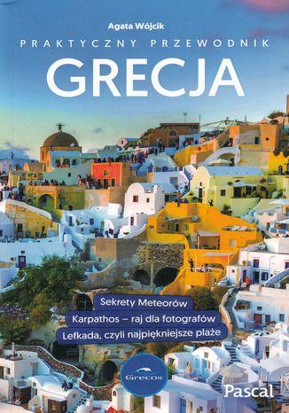 Okładka książki Grecja Praktyczny przewodnik