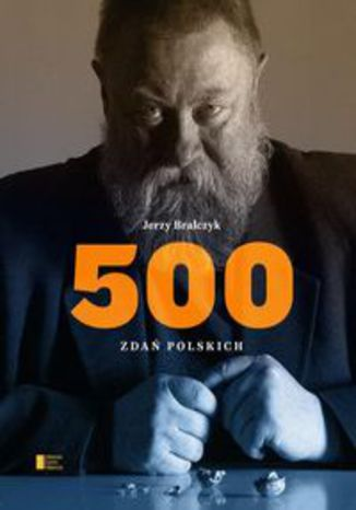 Okładka książki/ebooka 500 zdań polskich