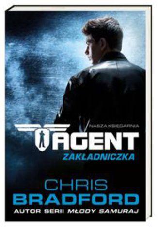 Okładka książki Agent Zakładniczka