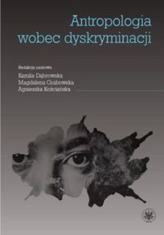 Okładka książki Antropologia wobec dyskryminacji
